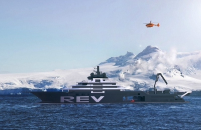 Research Expedition Vessel from VARD to Rosellinis Four-10 - No 2